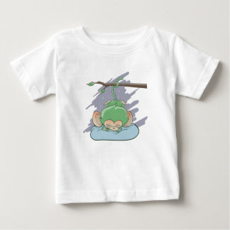 Schlafenaffe Baby T-shirt
