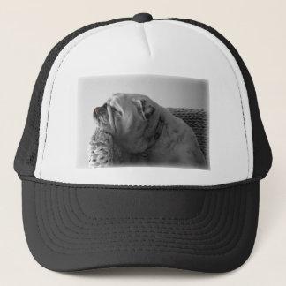 Schlafenbulldogge Truckerkappe