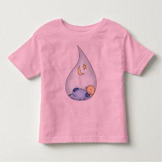 Schlafendes Baby T-shirt