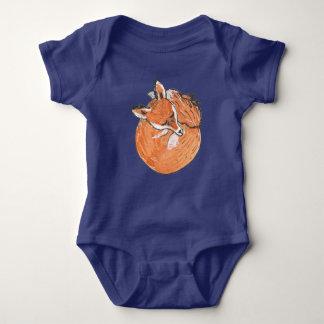 SchlafenFox Baby Strampler