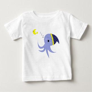 Schlafenkrake Baby T-shirt