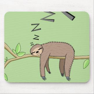 SchlafenTrägheit Mousepad