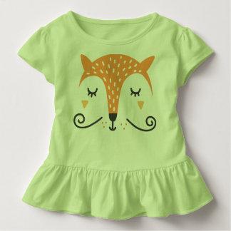 Schläfrige Miezekatze-kundenspezifisches Kleinkind T-shirt