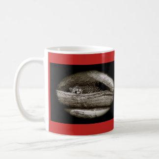 Schläfrige Stellen-Kaffee-Tasse Kaffeetasse