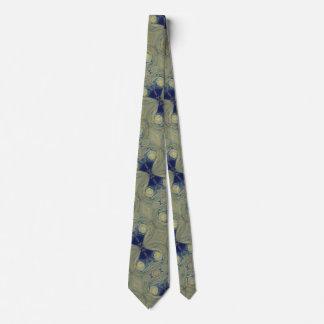 Schläfriges Herz Bedruckte Krawatte