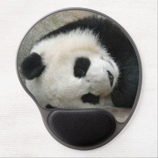 Schläfriges Panda-Gel Mousepad