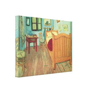 bett leinwandkunst | zazzle.de - Schlafzimmer In Arles