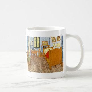 Schlafzimmer in Arles durch Vincent van Gogh Tasse
