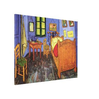 Schlafzimmer Van Gogh Vincents in Arles, schöne Leinwanddruck