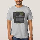 Schlag-Maschinen-T-Stück Shirt
