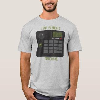 Schlag-Maschinen-T-Stück T-Shirt
