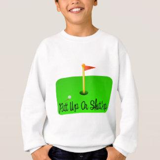 Schlag oben sweatshirt