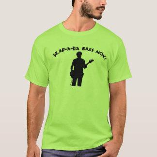 Schlagen des Bass-Mannes T-Shirt
