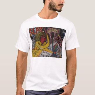 SCHLAGEN SIE DAS MISCHUNGS-BAND T-Shirt