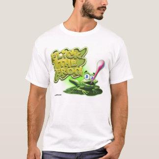 Schlagen Sie den Frosch-T - Shirt
