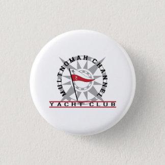 """Schlagen Sie Logo auf 1 1/4"""" Knopf mit einer Keule Runder Button 2,5 Cm"""