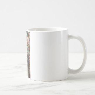 Schläger besucht das Kristallschloss - mehrfaches Kaffeetasse