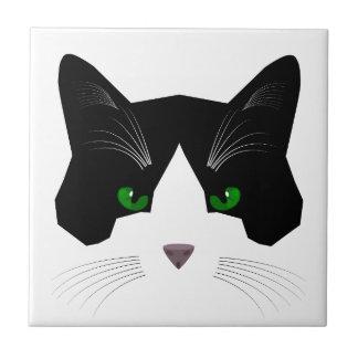 Schläger-Katzen-Fliese Keramikfliese