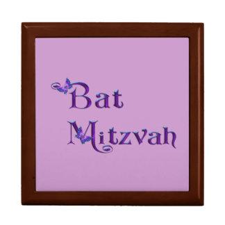 Schläger Mitzvah Andenken-Kasten Geschenkbox