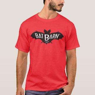 """""""Schläger-Scheunen-"""" T - Shirt, rot T-Shirt"""
