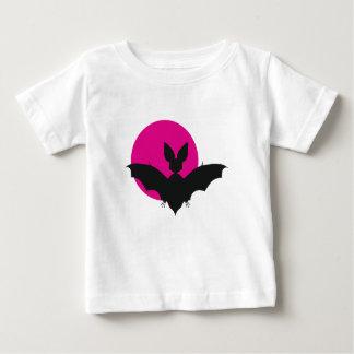Schläger und Mond Baby T-shirt