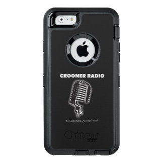 Schlagersänger-Radiootter iPhone Fall OtterBox iPhone 6/6s Hülle