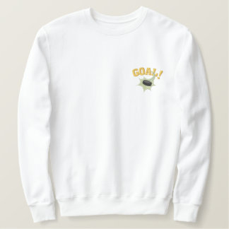 Schlagschuss-Hockey Sweatshirt