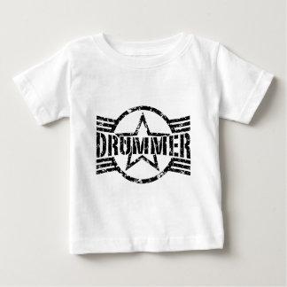 Schlagzeuger Baby T-shirt