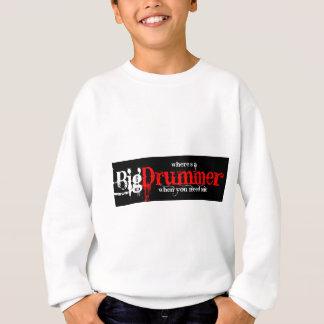 Schlagzeuger Sweatshirt