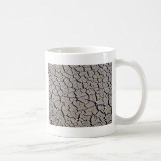 Schlamm knackt Wanapum Kaffeetasse