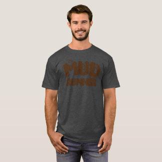 Schlamm-Läufer-Shirt T-Shirt