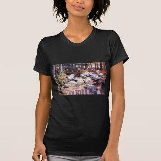 Schlammige Alligatoren durch John Singer Sargent T-Shirt