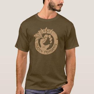 Schlammige Bauern (TAN/Brown) T-Shirt