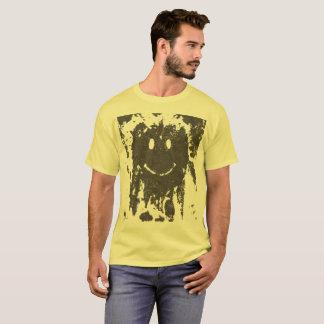 Schlammiger Smiley T-Shirt