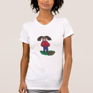 schlammiger Teddybär T-Shirt