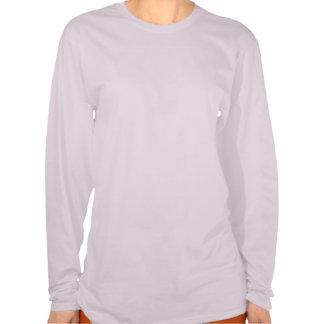 Schlammiges Druck-T-Stück T Shirt