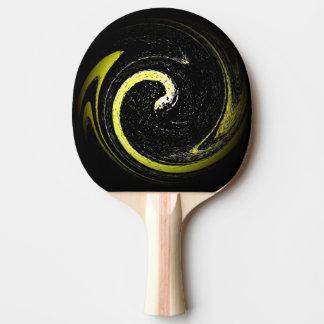 Schlange Tischtennis Schläger