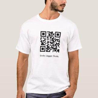 Schlangejagger-Studio T-Shirt