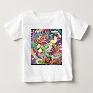 Schlangen Baby T-shirt