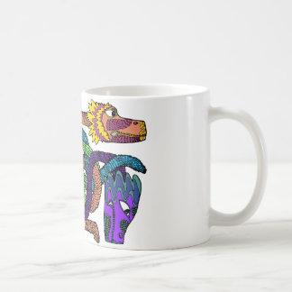 Schlangen Kaffeetasse