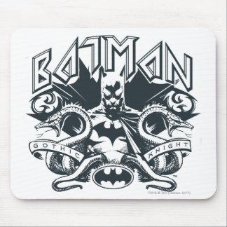 Schlangen-Logo Batmans | Mauspads