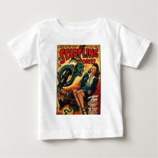 Schlangen-Mann Baby T-shirt