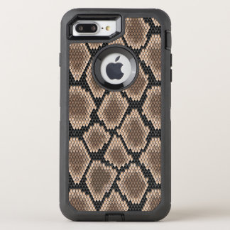 Schlangenhaut OtterBox Defender iPhone 8 Plus/7 Plus Hülle