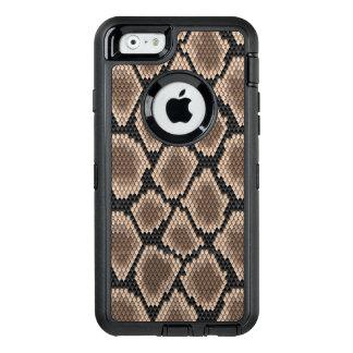 Schlangenhaut OtterBox iPhone 6/6s Hülle