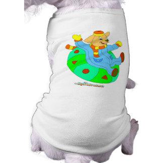 Schlauchhund Hund T-shirts