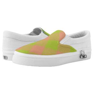 SCHLECHT ZUSAMMENGESTELLTES Limones mit dem rosa Slip-On Sneaker