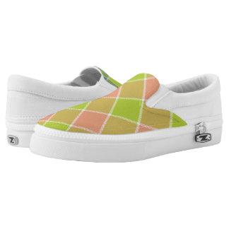 SCHLECHT ZUSAMMENGESTELLTES Limones mit rosa und Slip-On Sneaker