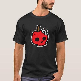 Schlechte Äpfel: Der grundlegende dunkle T - Shirt