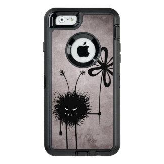 Schlechte Blumen-Wanzen-Vintages gotisches OtterBox iPhone 6/6s Hülle