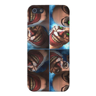 Schlechte Clowns iPhone 5 Case